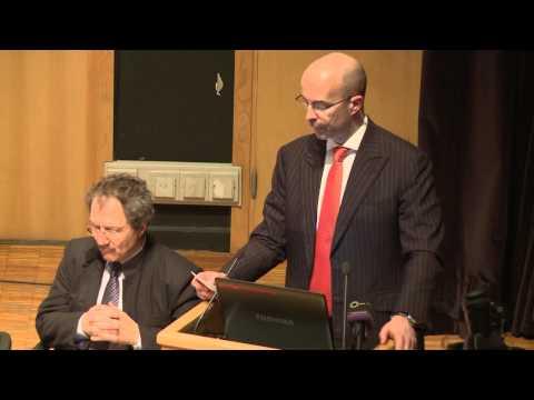 Jonathan Knott Brit nagykövet - Köszöntő