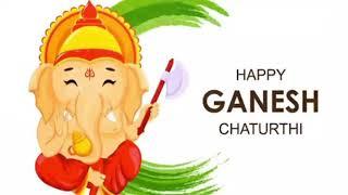 Ganesh Chaturthi Video 2020 🍎 Ganpati Song Whatsapp Status Video 🍎 Ganpati Bappa Status