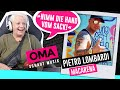 Oma schaut Musik - Pietro Lombardi (Macarena)