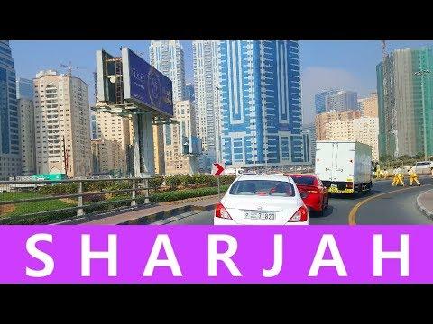 Sharjah 8 Feb 2018 الشارقة