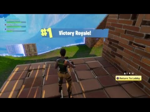 Fortnite Battle Royale - Hilarious squad win with Mike and G
