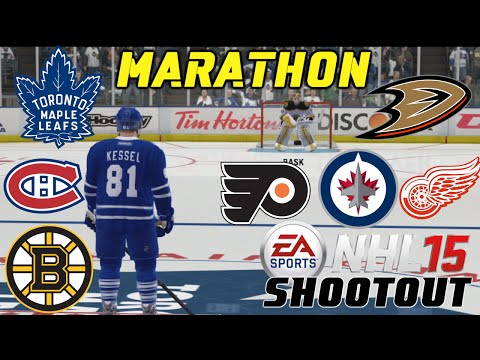 NHL 15: Shootout Commentary ep. 58