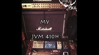 Marshall JVM 410H - My Favourite Settings