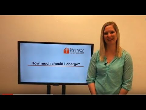 How Much Rent Should I Charge in Flagstaff, AZ? Video by Independence Capital Property Management