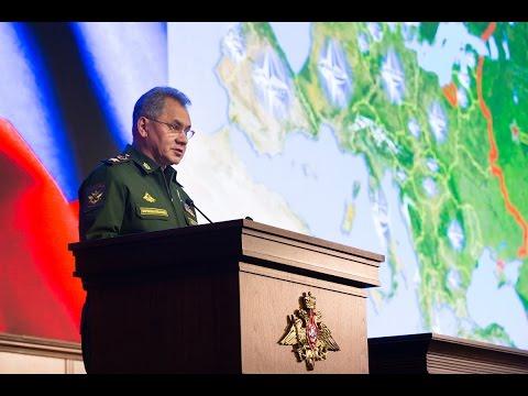 Доклад Министра обороны