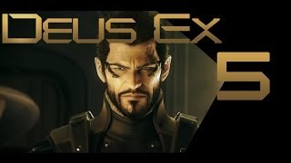 Deus Ex: Human Revolution #5 (Прохождение)
