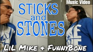 Sticks & Stones - BEAT OF THE DRUM (Short Music Video) LIL MIKE & FUNNYBONE