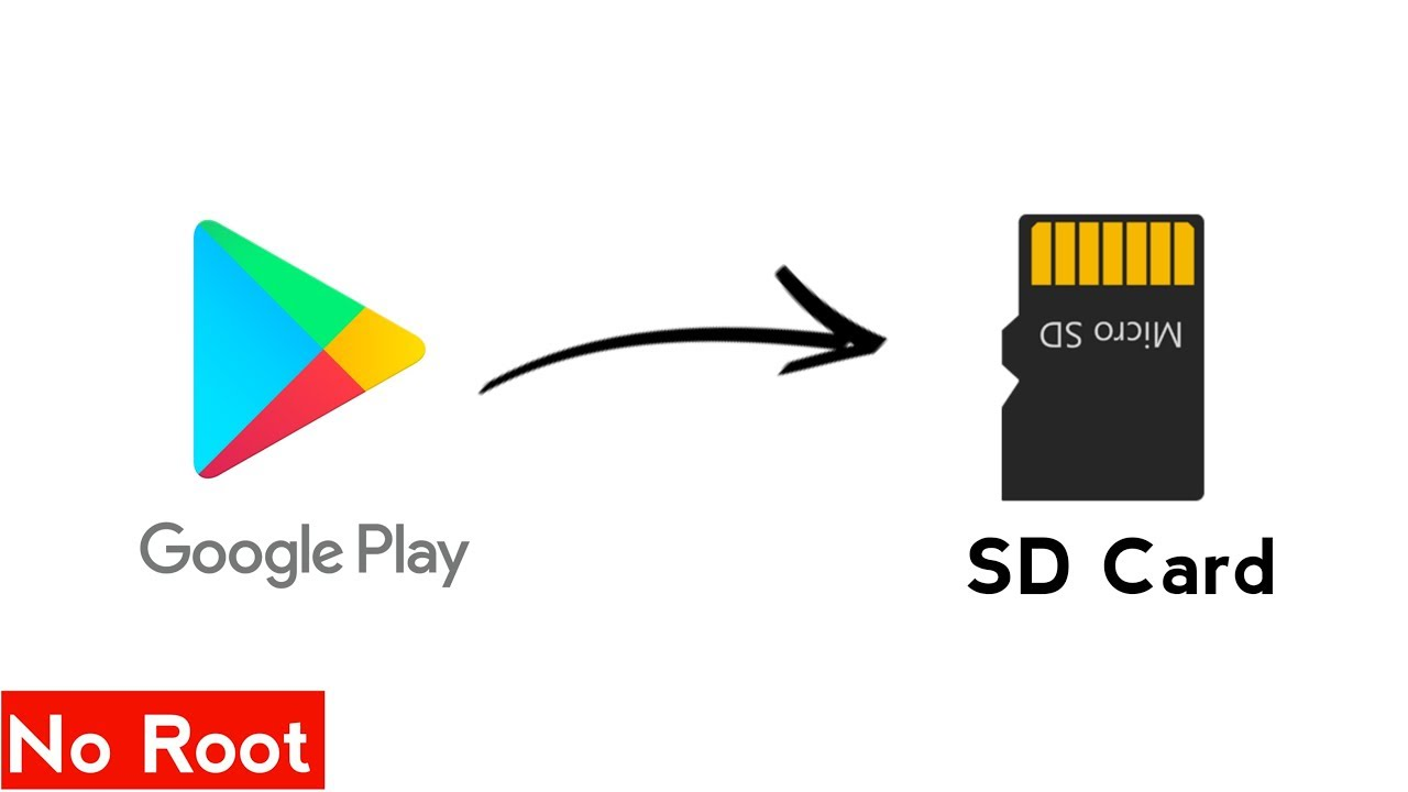 How to install apps on sd card direct from the play store 3 methods without root access