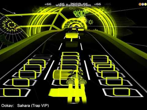 Audiosurf Ookay   Sahara Trap VIP