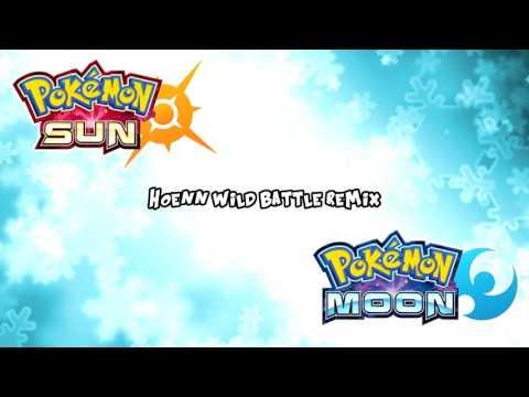 Pokémon Sun & Moon - Hoenn Wild Battle Theme [Arrangement]