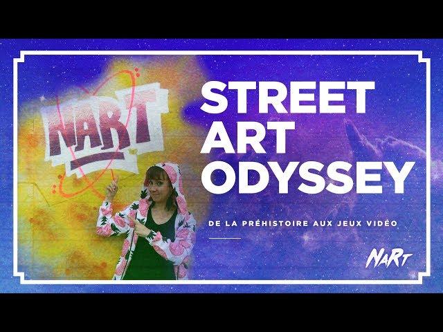 De la préhistoire aux jeux vidéo : la grande épopée du STREET ART