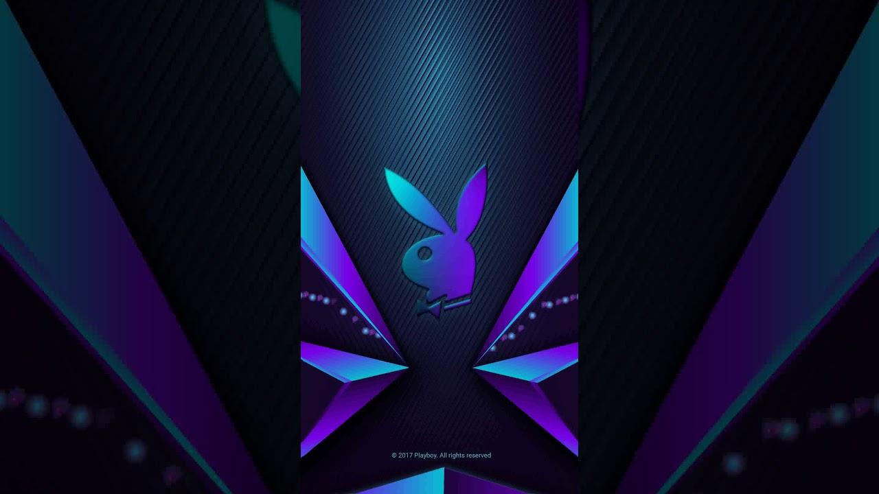 Playboy Neon Gradient Animated
