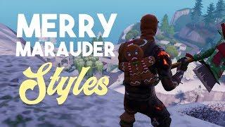 Merry Marauder Style Showcase | Fortnite