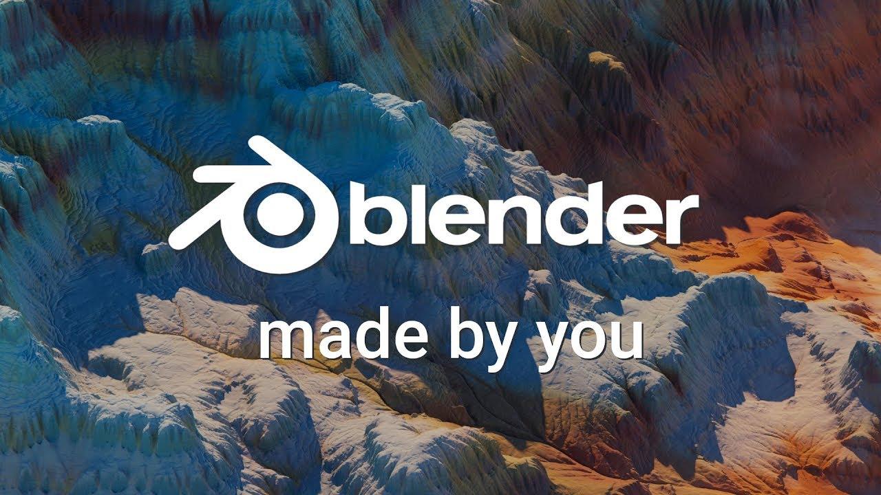 Blender - Tráiler