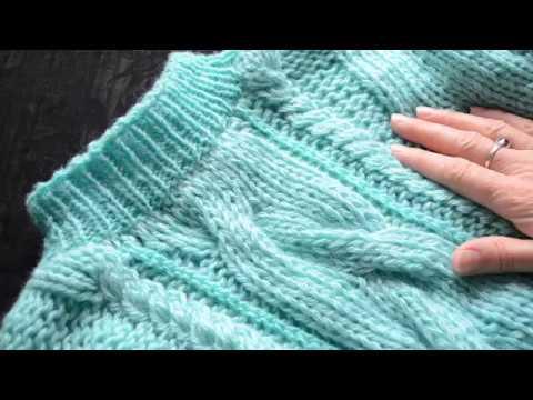 Как убрать колючесть свитера