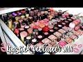 MEGA Lipstick Declutter 2018 | High-End & Drugstore