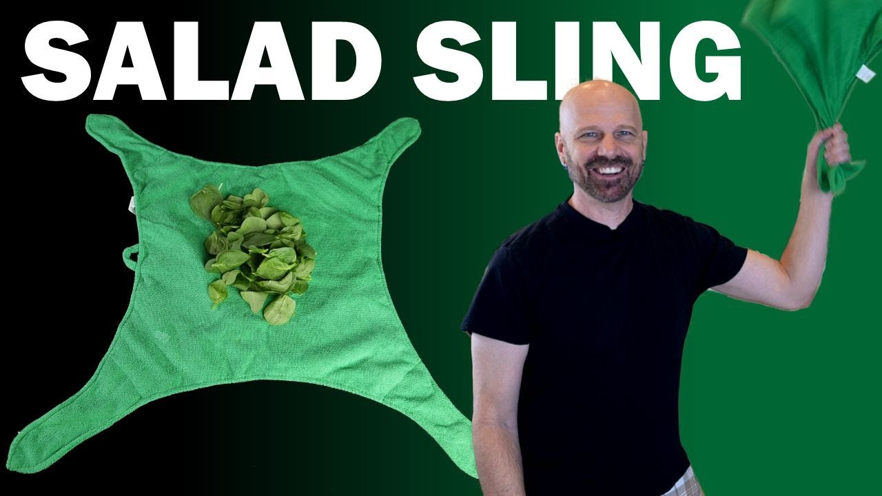 Salad Sling Review: As Seen on Shark Tank! Plus Q&A!