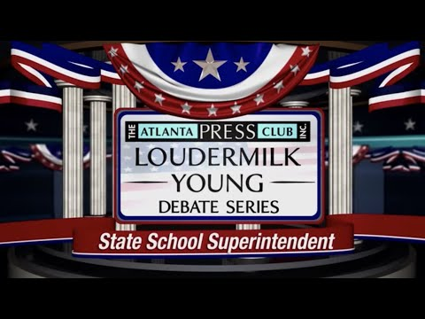 2018 APC GENERAL ELECTION DEBATES: STATE SCHOOL SUPERINTENDENT