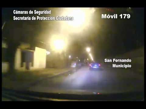 San Fernando: Detienen a dos ladrones de autos