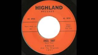 Rosie and The Originals - Angel Baby - Rare FULL Version