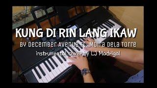 Kung Di Rin Lang Ikaw - December Avenue ft. Moira Instrumental