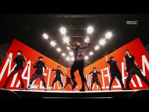 ZE:A - Mazeltov, 제국의 아이들 - 마젤토브, Music Core 20100130