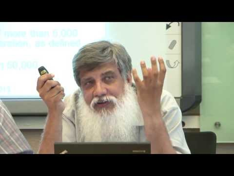 IIHS-UC Berkeley Conference | Partha Mukhopadhyay (Centre for Policy Research)