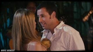 Конкурс кокосовый поцелуй  - Притворись моей женой \ Just Go with It (2011)