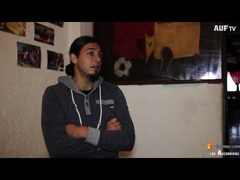 #LosAscendidos   Entrevista con Santiago López (capitán de Villa Española)