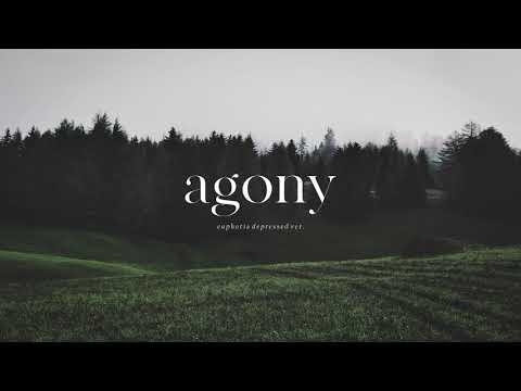 """BTS (방탄소년단) """"Agony (Euphoria Depressed Ver.)"""" - Piano Cover"""