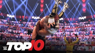 Top 10 Raw moments: WWE Top 10, May 31, 2021