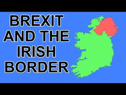 🇮🇪  Brexit - Progress on the Irish EU UK Border 🇮🇪