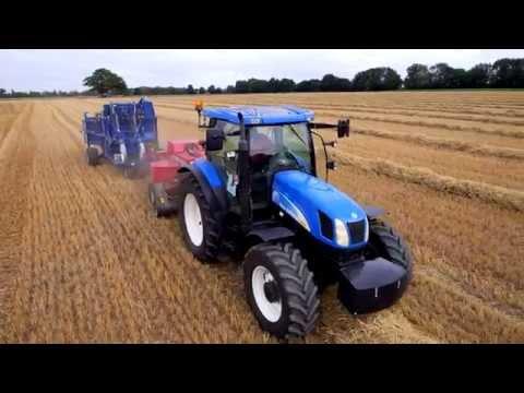 Old Manor Farm Straw 2015