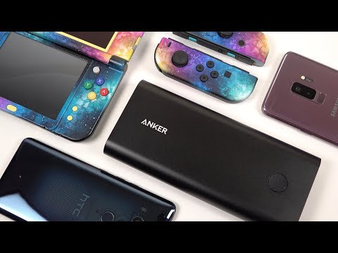 One Tech Accessory YOU MUST HAVE || Anker PowerCore+ 26800 PD (Switch, MacBook)