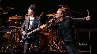 """U2 """"Trip Through Your Wires"""" (4K, Live) / Kansas City / September 12th, 2017"""