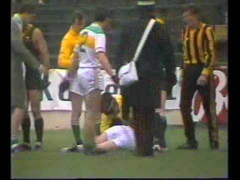 Ireland v Australia - 1st Gaelic Test 1984