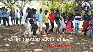 SaDRI MASTi !! NAGPURI CHAIN DANCE VIDEO !.♥️♥️ 2019