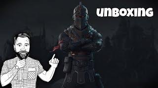 Black Knight Funko PoP Unboxing - Fortnite