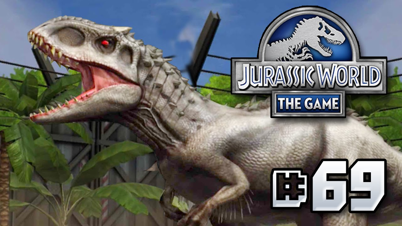 JuraГџic World Das Spiel Indominus Rex