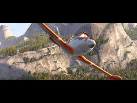Мультфильм смотреть онлайн самолеты огонь и вода