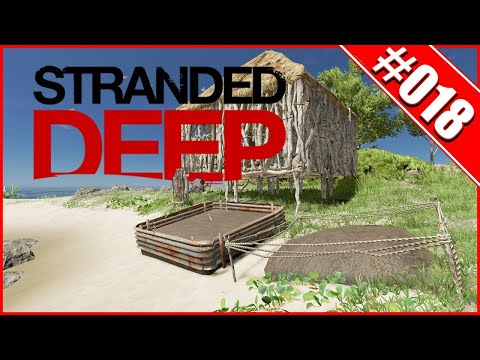 Stranded Deep  🌍018 - Unser Kartoffel Beet - German/ Deutsch Gameplay