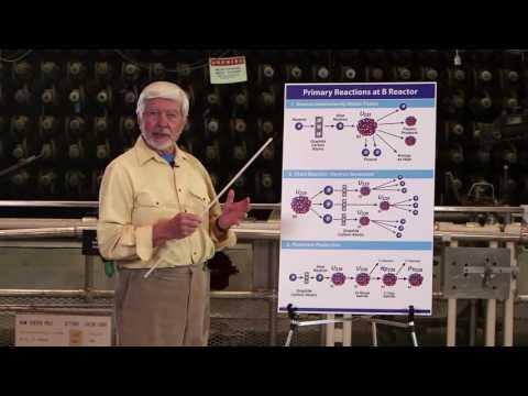 Nuclear Reactions inside B Reactor