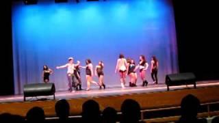 agc talent show 2011 theta kappa phi dance
