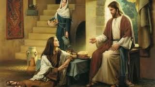 Марфа и Мария : А как я служу Иисусу Христу ?