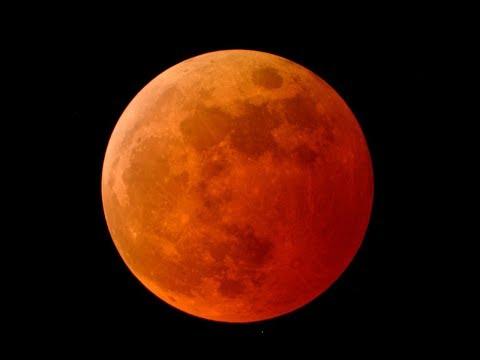 خسوف القمر بث مباشر الدامي.. وظواهر فلكية نادرة