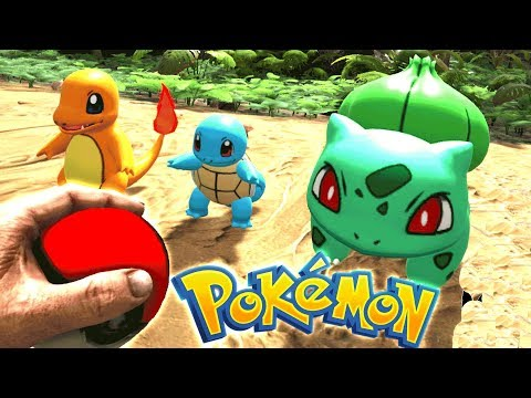A BRAND NEW 3D POKEMON ADVENTURE! (ARK POKEMON)
