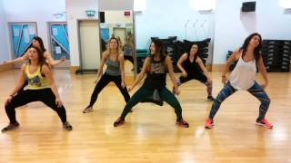 Zumba with Natasha Sushko- passion wine