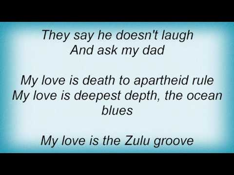 Red Hot Chili Peppers - Love Trilogy Lyrics