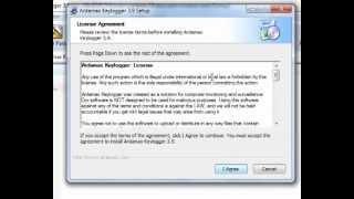 Como Criar um Ardamax Keylogger 3.9
