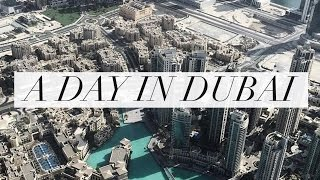 A DAY IN DUBAI l SILJAYIN